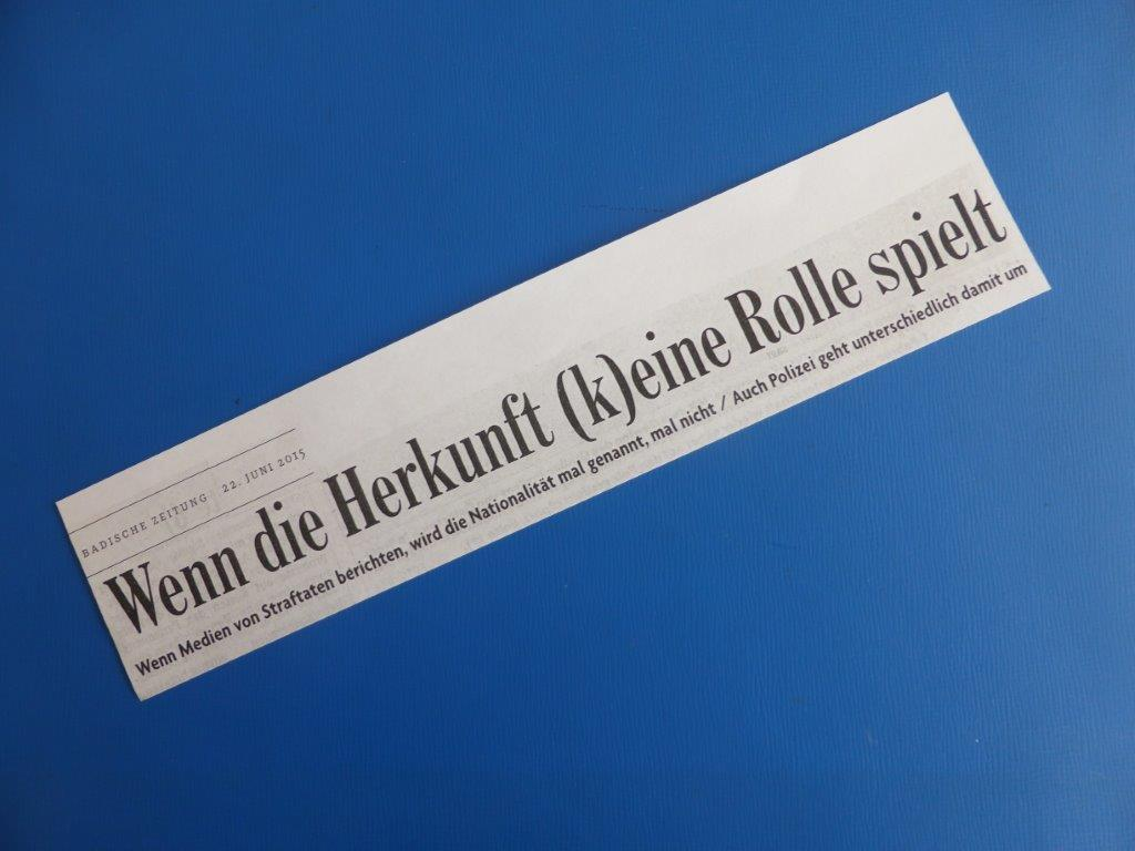 Sind Ausländer krimineller als deutsche?