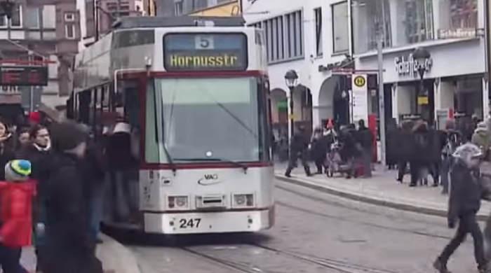 Rassismus bei der Freiburger Verkehrs AG?