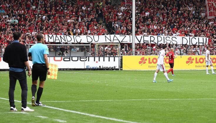 Freiburger Fans dürfen AfD-Politiker als Nazi bezeichnen