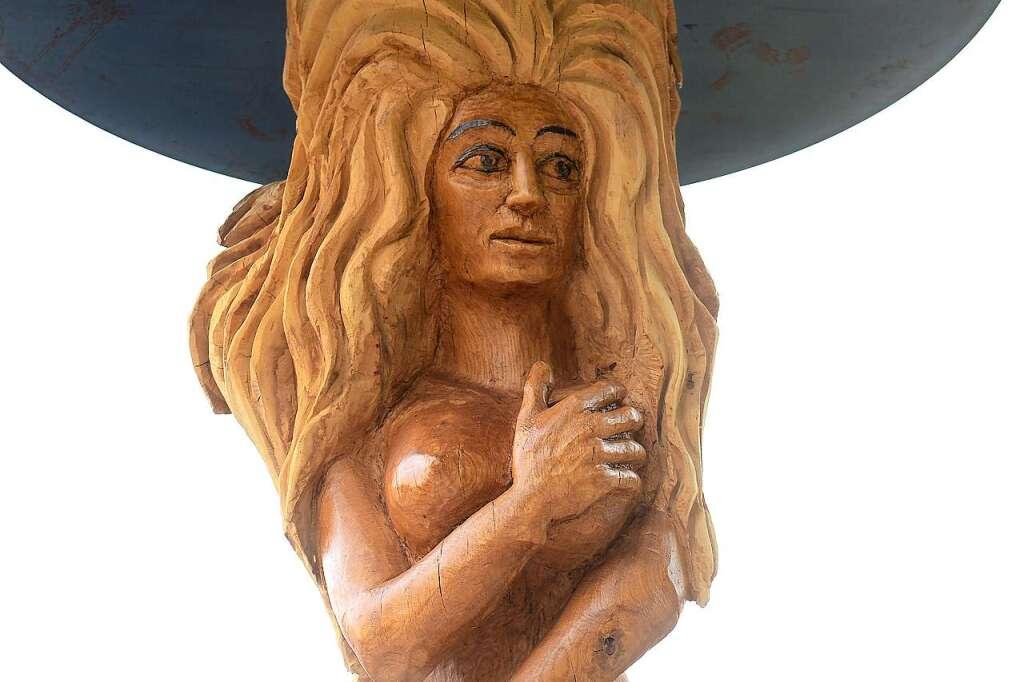 Mystische Sex-Statue in Freiburg spaltet die Gemüter