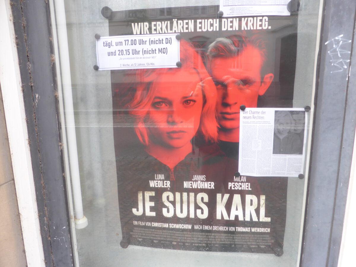 """Das brisanteste Kinoereignis des Jahres""!"